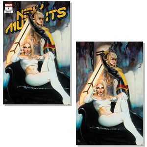 [New Mutants #1 (Granov Variant Set) (Product Image)]