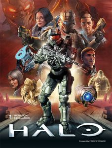[Halo: Volume 1 (Library Edition - Hardcover) (Product Image)]