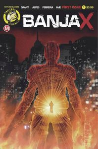 [Banjax #1 (Cover A Alves) (Product Image)]