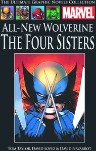[Marvel Graphic Novel Collection: Volume 162: All New Wolverine Four Sisters (Product Image)]
