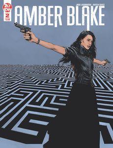 [Amber Blake #2 (2nd Printing) (Product Image)]