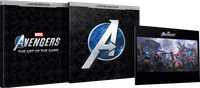 [The cover for Marvels Avengers: The Art Of The Game (Signed Limited Edition Hardcover)]