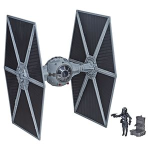 [Star Wars: Vintage Collection Playset: Imperial Tie Fighter (Product Image)]