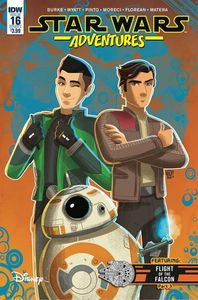 [Star Wars: Adventures #16 (Cover A Pinto) (Product Image)]