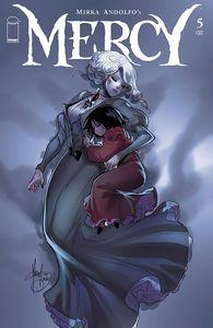 [Mirka Andolfo's Mercy #5 (Cover A Andolfo) (Product Image)]