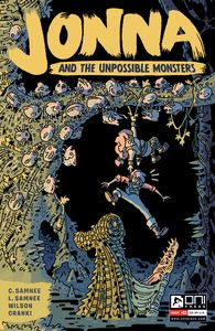 [Jonna & The Unpossible Monsters #3 (Cover B Schweitzer) (Product Image)]