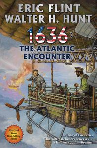 [Ring Of Fire: Book 25: 1636: The Atlantic Encounter (Product Image)]