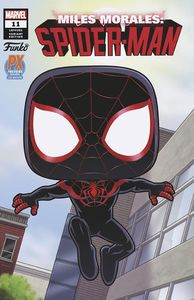 [Miles Morales: Spider-Man #11 (Hayhurst Funko Variant) (Product Image)]