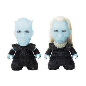 [Game Of Thrones: TITANS Twin Pack: Glow In The Dark Night King & White Walker (NYCC 2017) (Product Image)]