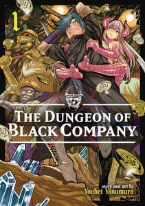 [The Dungeon Of Black Company: Volume 2 (Product Image)]