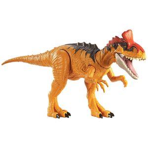 [Jurassic World: Sound Strike Action Figure: Cryolophosaurus (Product Image)]