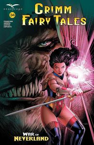 [Grimm Fairy Tales #34 (Cover A Coccolo) (Product Image)]