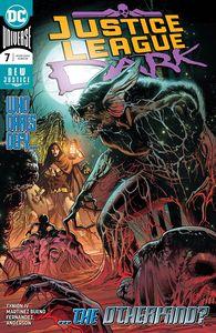 [Justice League Dark #7 (Product Image)]