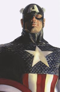 [Captain America #23 (Alex Ross Captain America Timeless Variant) (Product Image)]