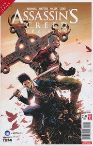 [Assassins Creed: Uprising #1 (Cover C Salgado) (Product Image)]