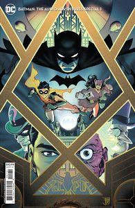 [Batman: The Audio Adventures Special (Francis Manapul Variant) (Product Image)]