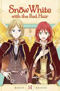 [Snow White With The Red Hair: Volume 14 (Product Image)]