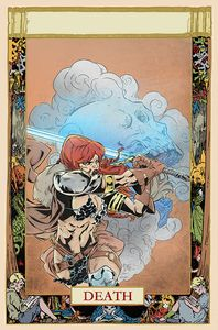 [Red Sonja #24 (Miracolo Virgin Variant) (Product Image)]