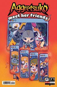 [Aggretsuko: Meet Her Friends #2 (Cover A Daguna) (Product Image)]