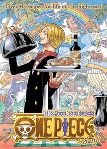 [One Piece: Pirate Recipes (Hardcover) (Product Image)]