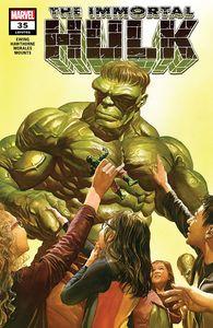[Immortal Hulk #35 (Product Image)]