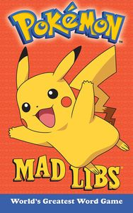 [Pokémon: Mad Libs (Product Image)]