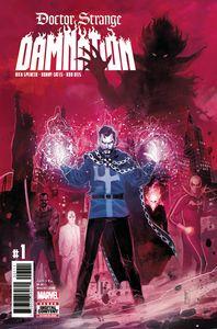 [Doctor Strange: Damnation #1 (Legacy) (Product Image)]