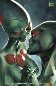 [Martian Manhunter #3 (Variant Edition) (Product Image)]