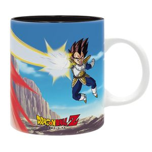 [Dragon Ball: Mug: Goku Vs Vegeta (Product Image)]