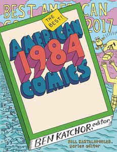 [The Best American Comics 2017 (Hardcover) (Product Image)]