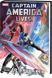 [Captain America Lives: Omnibus (Alex Ross Cover New Printing Hardcover) (Product Image)]