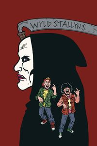[Bill & Ted Are Doomed #2 (Cover A Dorkin) (Product Image)]
