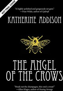 [The Angel Of The Crows (Hardcover) (Product Image)]