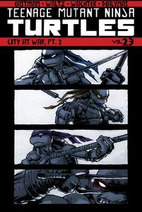 [Teenage Mutant Ninja Turtles: Ongoing: Volume 23: City At War: Part 2 (Product Image)]