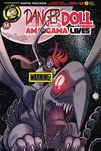 [Danger Doll Squad Presents: Amalgama Lives #2 (Cover B Maccagni) (Product Image)]
