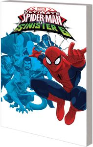 [Marvel Universe: Ultimate Spider-Man Vs Sinister Six: Digest: Volume 1 (Product Image)]