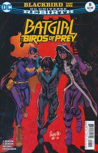 [Batgirl & The Birds Of Prey #8 (Product Image)]