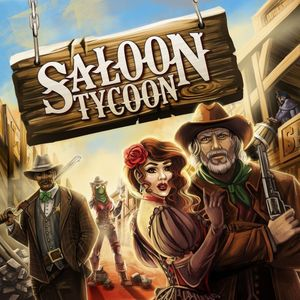 [Saloon Tycoon: 2nd Edition (Product Image)]