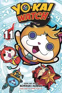 [Yo-Kai Watch: Volume 11 (Product Image)]