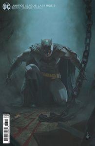 [Justice League: Last Ride #3 (Riccardo Federici Cardstock Variant) (Product Image)]