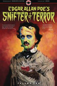 [Edgar Allan Poe's Snifter Of Terror: Volume 1 (Product Image)]