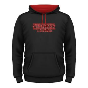 [Stranger Things: Series 4: Hoodie: Not In Hawkins Any More (Product Image)]