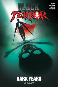 [Black Terror: The Dark Years (Product Image)]