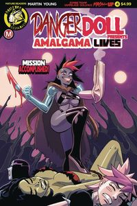 [Danger Doll Squad Presents: Amalgama Lives #4 (Cover A Young (Mr) (Product Image)]