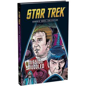 [Star Trek Graphic Novel Collection: Volume 139: Mission Muddled (Hardcover) (Product Image)]