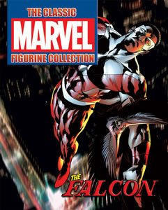 [Marvel: Classic Figure Collection Magazine #27 The Falcon (Product Image)]