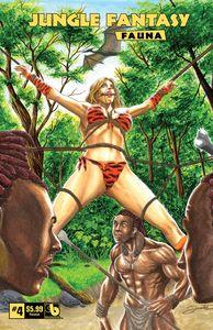 [Jungle Fantasy: Fauna #4 (Painted Variant) (Product Image)]