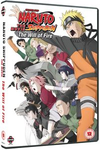 [Naruto Shippuden The Movie 3: Will Of Fire (Product Image)]