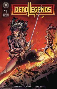 [Dead Legends: Premier Edition #1 (Product Image)]