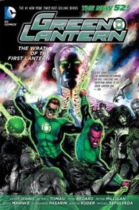 [Green Lantern: Wrath Of The First Lantern (Hardcover) (Product Image)]
